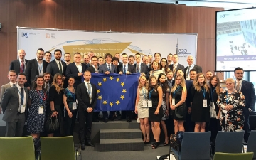 G20 Young Entrepreneurs Alliance Summit-Germany 2017